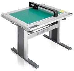 Планшетный режущий плоттер FC4550-50 (FC4510-60) подходит для резки плотной бумаги, картона и микрогофрокартона
