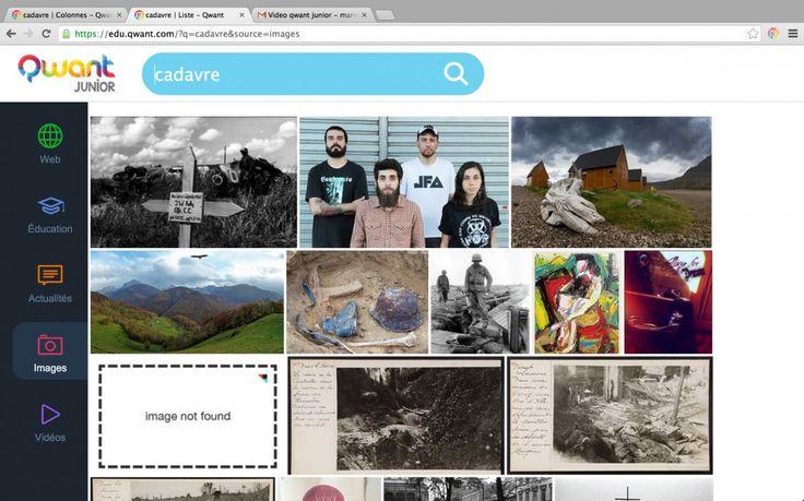 On a testé Qwant Junior, le premier moteur de recherche pour enfants- 21 décembre 2014 - L'Obs