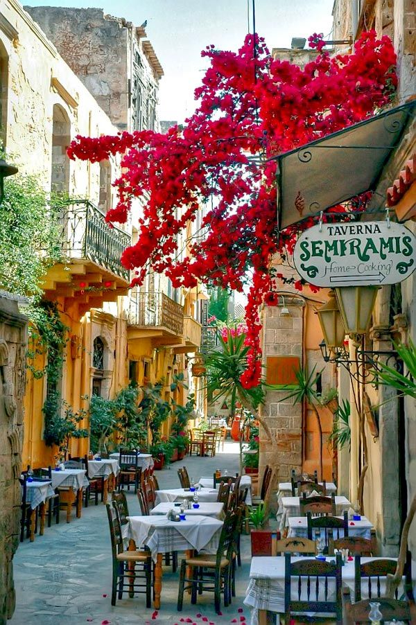 Wanna go!  Rethymno – Crete, Greece -- 129 Places Worth Visiting Once in a Lifetime (part. 4)