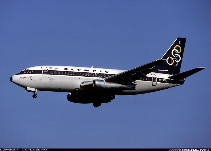 Boeing 737-284/Adv - Olympic | Aviation Photo #0979898 | Airliners.net