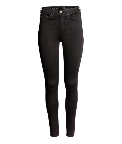 Shaping Skinny High Jeans | Product Detail | H&M