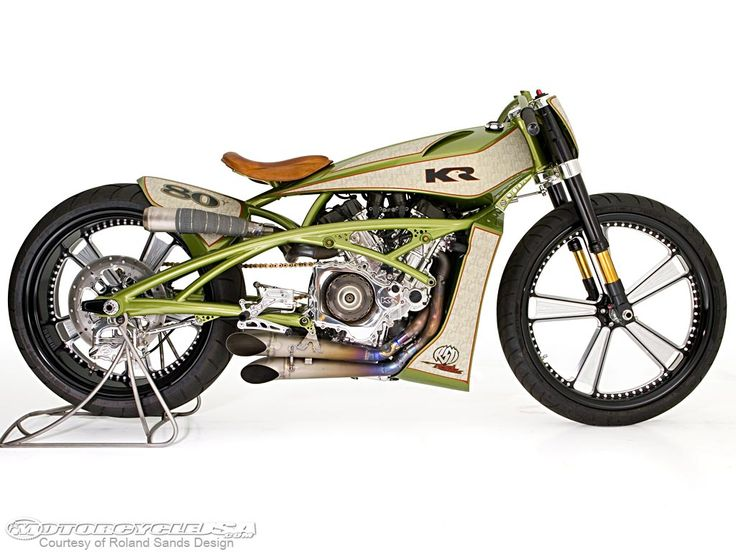 King Kenny's boardtracker KR