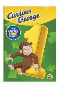 Top cartoons for preschoolers Curious George