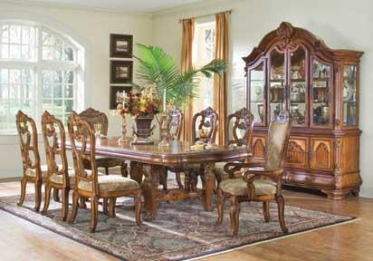 Triumph 5 Piece Oval Dining Room Set-  Huffman Koos