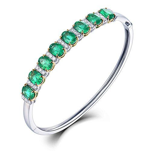 f4a693eedae Luxury Bangle Fine Jewelry 18kt Two Tone Gold Brilliant