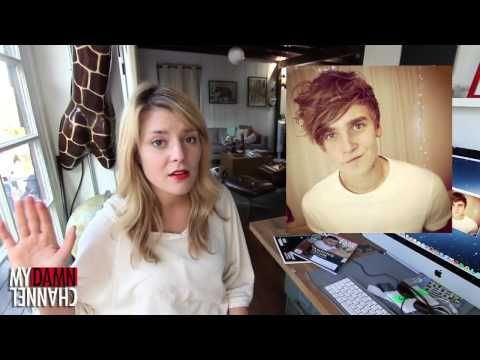 BRITISH YOUTUBERS - I might love Grace Helbig....