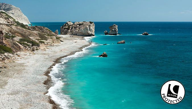 UK Holidays: Paphos, Cyprus: 4-7 Night All-Inclusive Break With Flights - Up to 48% Off for just: £189.00 Discover the beauty of coastal Cyprus at the birthplace of Aphrodite; Paphos.      Stay at the Panareti Paphos Resort or Avlida Hotel      Enjoy an all-inclusive stay with all meals and drinks included      Both hotels feature crystal clear swimming pools and satellite TV      Hotels are...