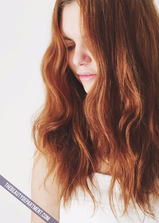 HOW TO AIR DRY YOUR HAIR (on thebeautydepartment.com)