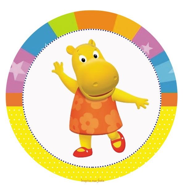 Backyardigans -Tag6