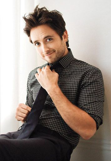 Justin Chatwin.
