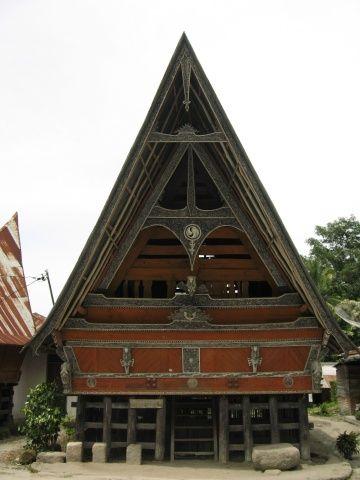 North Sumatera house