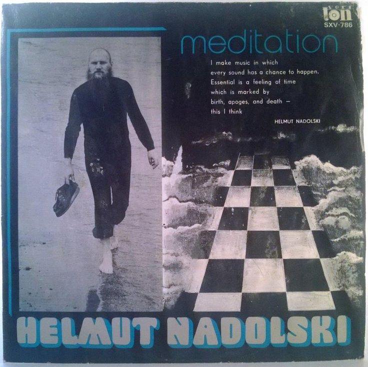 Helmut Nadolski - Meditation / Medytacje