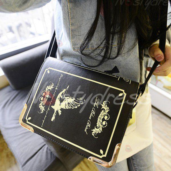 Black Book Bag - £15 Nastydress