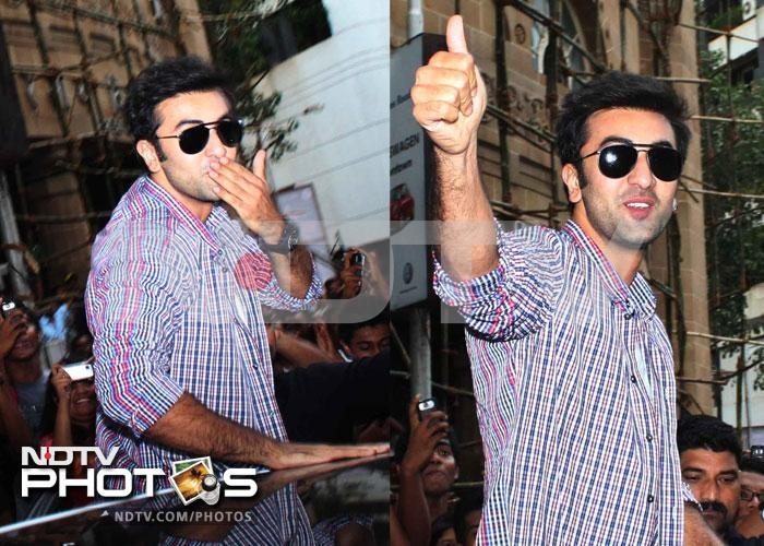 We wish Ranbir Kapoor a very happy 30th birthday.
