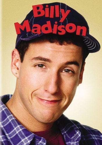 Billy Madison [DVD] [1995]