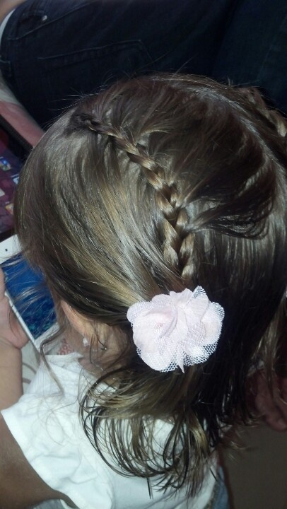 mejores 73 imágenes de peinados niña en pinterest | peinados para