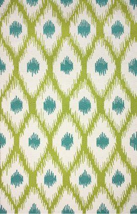Rugs Usa Fergana Uzb55 Lime Rug Modern Home Decor Interior Design Style Pattern Going Green Pinterest And