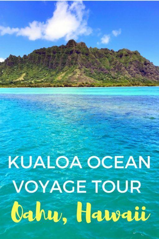 Doing The Kualoa Ocean Voyage Tour In Oahu Hawaii Travel Travel