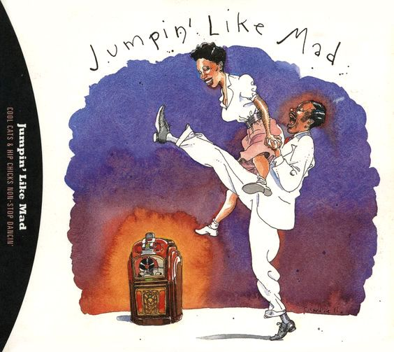 """Jumpin' Like Mad"" by Joe Ciardiello Capitol Blues Collection (1995)"