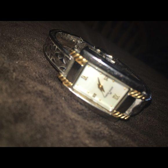 Anne Klein watch Beautiful silver tone Anne Klein watch. Anne Klein Jewelry