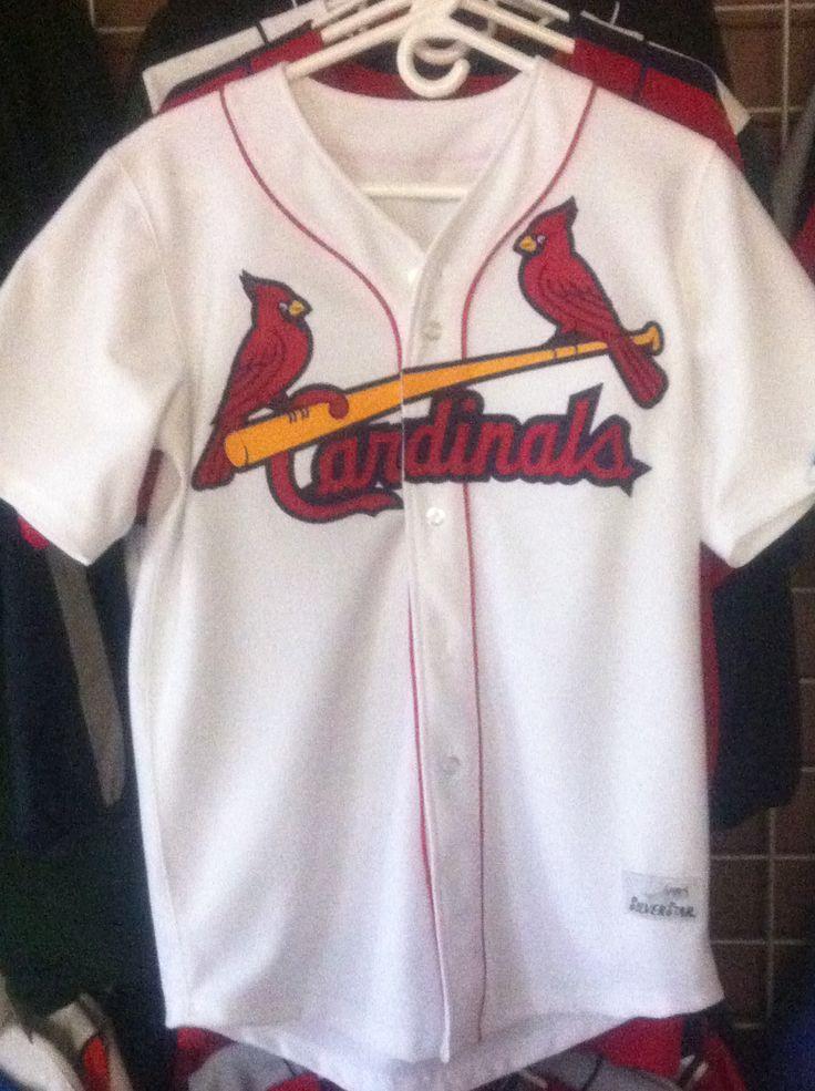 Cardinals  Baseball uniforms  Custom apparel www.silverstar-sports.com