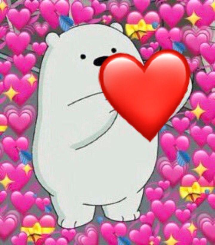 Heart Meme Cute Love Memes Cute Memes Wholesome Memes