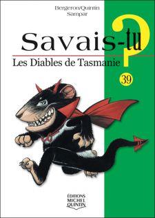 LES DIABLES DE TASMANIE NO 39