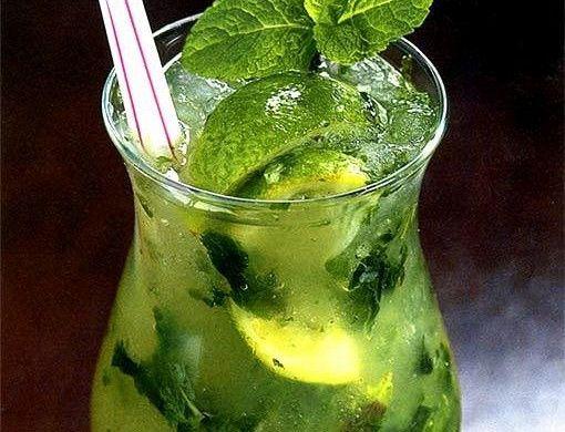Мохито безалкогольный рецепт – напитки. «Афиша-Еда»