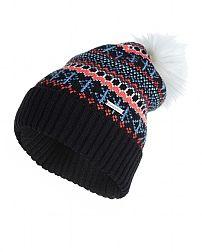 Sweaty Betty - Icelandic Jacquard Knitted Bobble Hat - multi