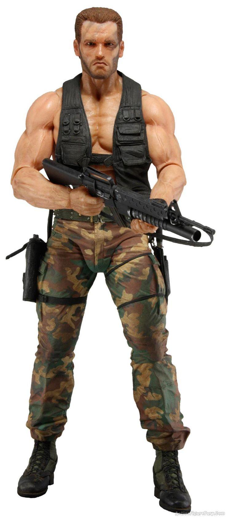 action toys | NECA Predators Series 9 Action Figures | Action Figure Fury