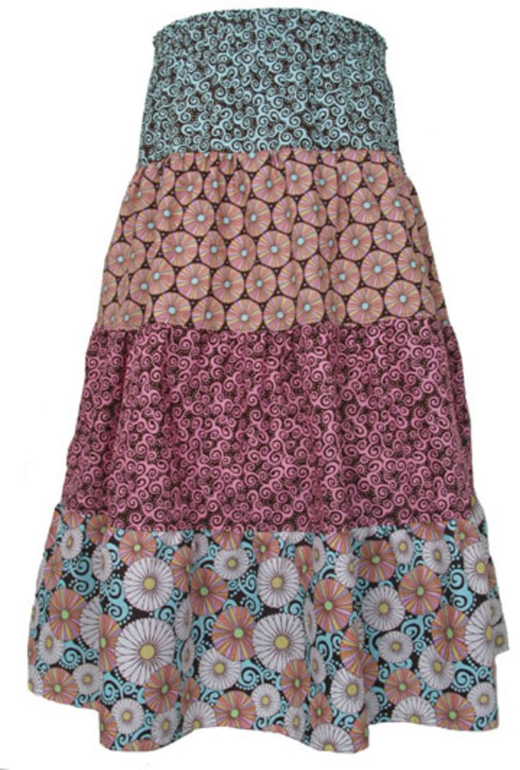8 #Stupendous Skirts to Sew ...