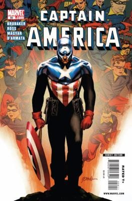 Captain America: 15 Issues FREE SHIPPING!!!!America Bucky, Comics Book, Captainamerica, Captain America, Marvel Comics, Super Heroes, Steve Epting, America 50, Bucky Barns
