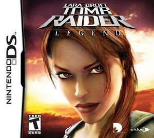 Tomb Raider Legend DS Game