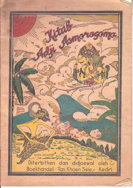jual buku antik: Kitab Adji Asmaragama