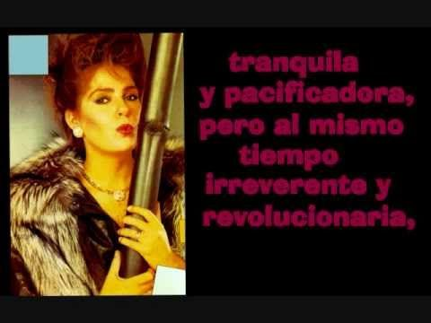 MUDANZAS,LETRA Y CANCION.LUPITA D'ALESSIO .HOY VOY A CAMBIAR.... - YouTube