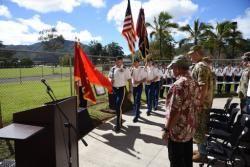 1-21 Infantry Gimlets Honor Fallen Heroes