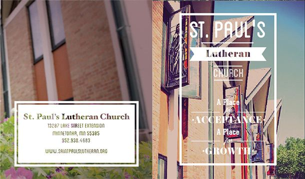 17 best images about inspiration bulletins etc on for Church brochure design