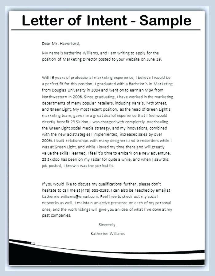 Internship letter of intent 7 best letter of intent images on 7 best letter of intent images on pinterest cover letter sample spiritdancerdesigns Images