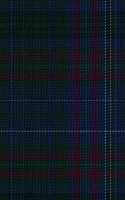 Watkins Tartan. Have a look at this site if you have a Welsh surname & wish to find your tartan. Wales Tartan Centres - Tartan Finder