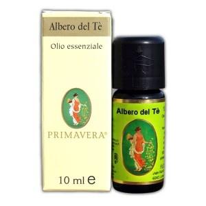 Olio essenziale di #AlberodelTe. Liquido mobile verde-giallognolo o trasparente, con odore canforaceo-speziato caldo e fresco