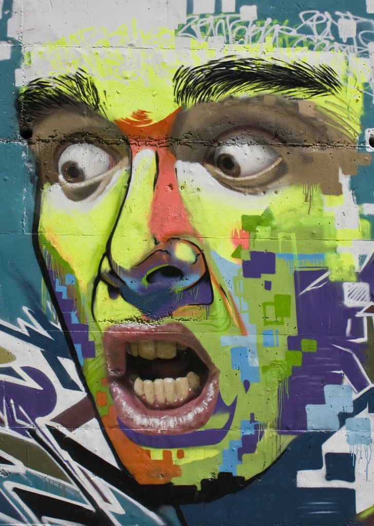 3ra Graffitada