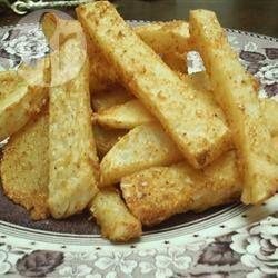 Photo de recette : Frites de navet croustillantes