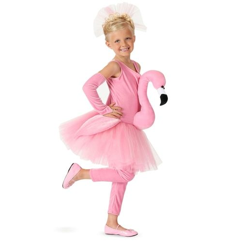 Flamingo Tutu Kids Costume from Costume Express on Catalog Spree, my personal digital mall.