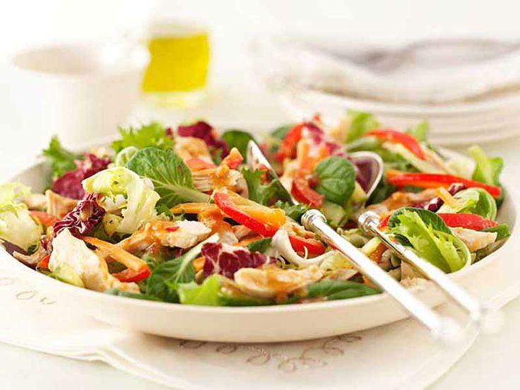 7 полезных для вашего здоровья салатов