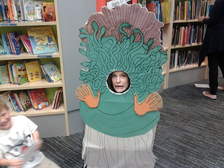 Children's Summer Reading Challenge this year - the lengths our lovely staff go to to entertain our members is above and beyond the call of duty!