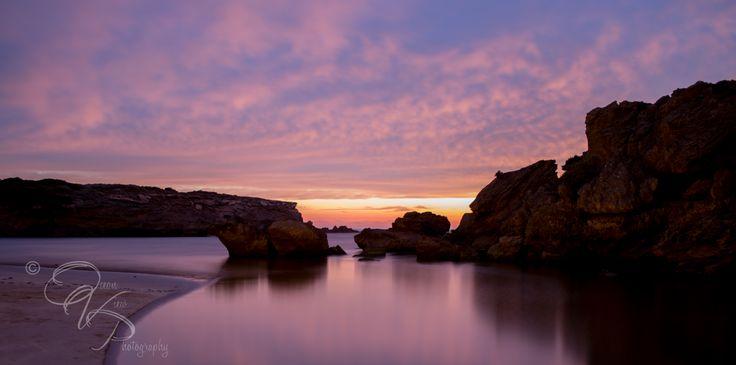 Stingray Bay Sunset :)
