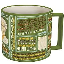 Mark Twain Mug.   Shop PBS.