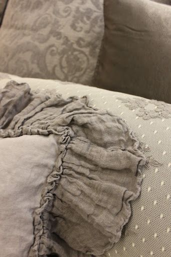 Vintage Pillow ~✿ڿڰۣ Taupe Color