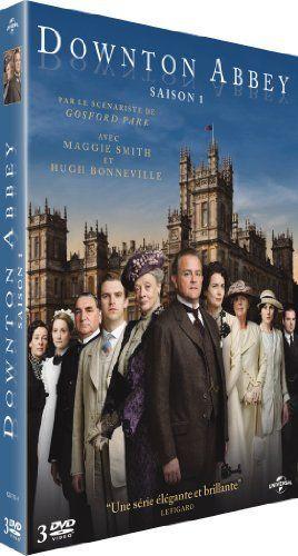 Downton Abbey - Saison 1... Réservé à la biblio... Mais il va falloir s'armer de patience pour voir cette série, vu son succès... Si c'est à la hauteur de ce qu'on en dit, ma patience devrait être largement récompensé!