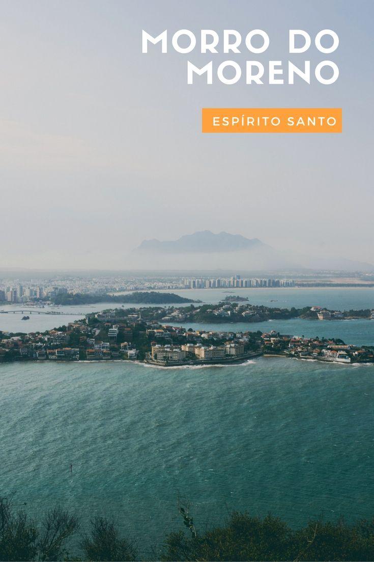 Morro do Moreno em Vila Velha, Espírito Santo: trilhas, aventura e uma linda vista da Grande Vitória.